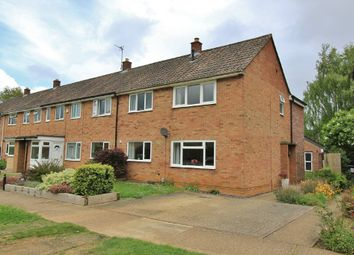Thumbnail 4 bedroom end terrace house for sale in Beach Road, Cottenham, Cambridge