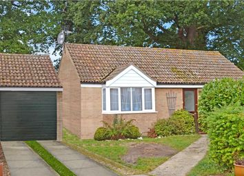 2 bed detached bungalow for sale in Herolf Way, Starston, Harleston IP20