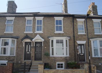 Thumbnail 2 bed terraced house for sale in Blomfield Street, Bury St. Edmunds