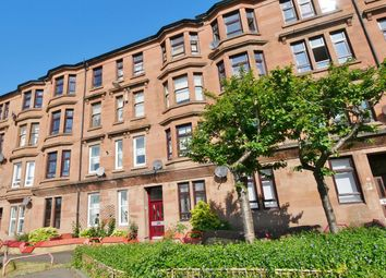 Thumbnail 1 bed flat for sale in Silverdale Street, Glasgow