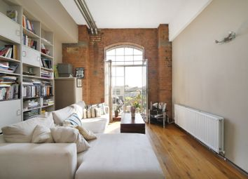 Thumbnail 1 bed flat for sale in Morris Road, London
