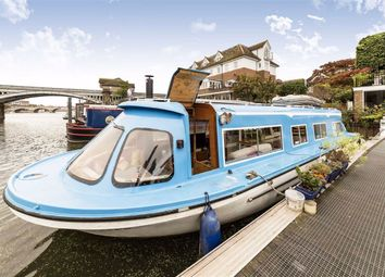 Thumbnail 1 bed houseboat to rent in Thames Reach, Lower Teddington Road, Kingston Upon Thames