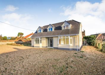 Thumbnail 3 bed detached house for sale in Faversham Road, Seasalter, Whitstable