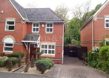 Thumbnail 2 bed semi-detached house to rent in Stow Park Drive, Newport, Newport.