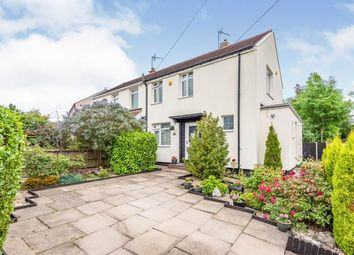 Thumbnail 2 bed semi-detached house for sale in Scotia Road, Cannock, Staffordshire
