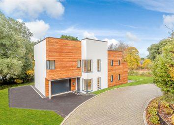 Thumbnail 4 bed detached house for sale in The Lawns, Daracombe Park, Mile End Road, Highweek Village, Devon