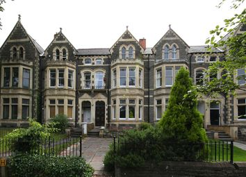 Thumbnail 2 bedroom flat for sale in Ninian Road, Roath, Cardiff