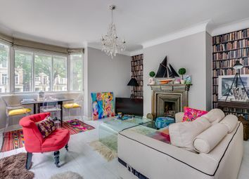 Thumbnail 1 bed flat to rent in Norland Square Mansions, Norland Square, London