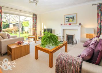 Thumbnail 4 bed detached house for sale in Neale Close, Aylsham, Norwich