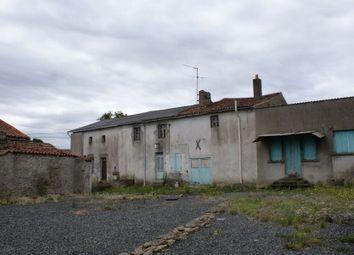 Thumbnail 3 bed property for sale in Le-Busseau, Deux-Sèvres, France
