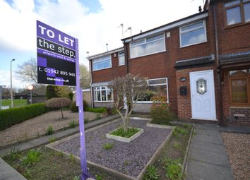 Thumbnail 3 bed terraced house to rent in Warrington Road, Goose Green, Wigan