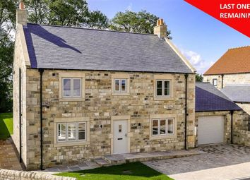 Thumbnail 5 bed detached house for sale in Back Lane, Kirkby Malzeard, North Yorkshire