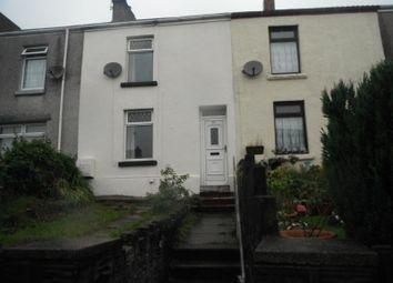 Thumbnail 2 bedroom terraced house to rent in Plasmarl, Abertawe