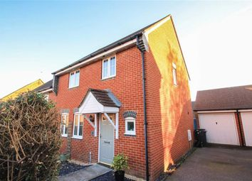 Thumbnail 3 bed semi-detached house for sale in Cooden Ledge, St Leonards-On-Sea, East Sussex