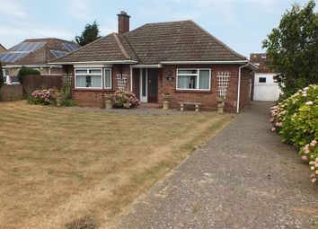 Thumbnail 3 bed detached bungalow for sale in Bushmead Road, Eaton Socon, St. Neots