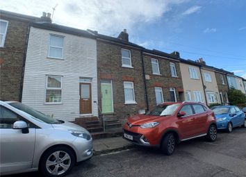 Thumbnail 2 bed terraced house to rent in Sidney Road, Rochester