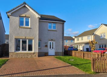 Thumbnail 3 bed detached house for sale in Burnett Drive, Arbroath