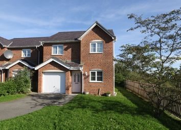Thumbnail 3 bed detached house for sale in Maes Berea, Bangor