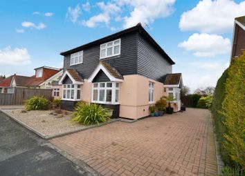 Thumbnail 5 bedroom detached house for sale in Colchester Road, Holland-On-Sea, Clacton-On-Sea