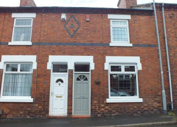 Thumbnail 2 bed terraced house to rent in Shotsfield Street, Milton, Stoke-On-Trent