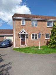 Thumbnail 3 bed semi-detached house to rent in Lantern Close, Berkeley