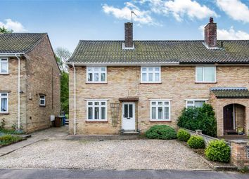 Thumbnail 3 bedroom semi-detached house for sale in Pettus Road, Norwich