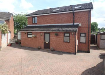 Thumbnail 2 bed detached house for sale in Wood Road, Chaddesden, Derby