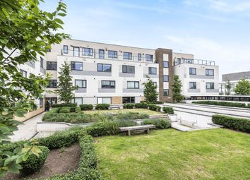 Thumbnail 2 bed flat for sale in Ashford, Surrey