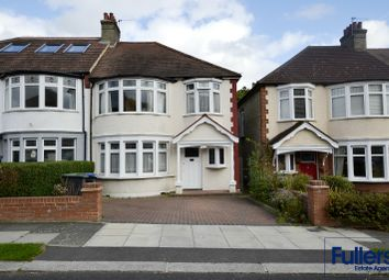 Thumbnail 3 bed semi-detached house for sale in Hillfield Park, Winchmore Hill