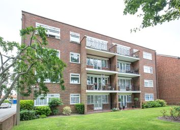 Thumbnail 2 bed flat for sale in Marlow Court, Chase Side, Southgate