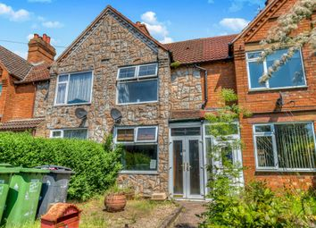 Thumbnail 3 bed terraced house for sale in The Slough, Crabbs Cross, Redditch