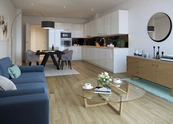Thumbnail 2 bedroom flat for sale in Flat 3 Singer Mews, London