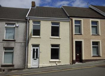 Thumbnail 3 bed terraced house to rent in 16 Lewis Road, Neath, West Glamorgan.