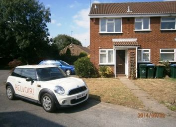 Thumbnail 1 bed end terrace house to rent in Linstock Way, Longford, Coventry