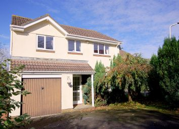 Thumbnail 4 bedroom detached house for sale in Oak Drive, Crownhill, Plymouth