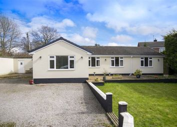 Thumbnail 4 bed detached bungalow for sale in Overton Road, St. Martins, Oswestry