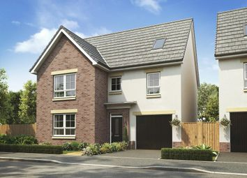 "Thumbnail 5 bedroom detached house for sale in ""Glenisla"" at Haddington"