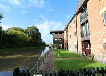 Thumbnail 1 bed flat for sale in Brindley Wharf, Waterfront, Warrington, Cheshire