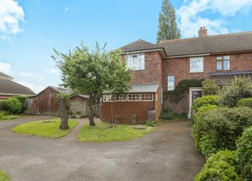 Thumbnail 4 bed semi-detached house for sale in Worth Crescent, Stourport-On-Severn