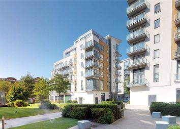 Thumbnail 1 bed flat for sale in Aegean Court, London