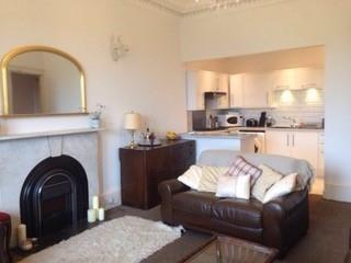 Thumbnail 4 bed flat to rent in Warrender Park Terrace, Edinburgh