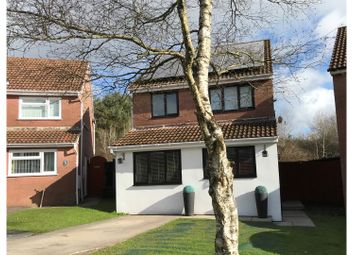 Thumbnail 3 bed detached house for sale in Heol Castell Coety, Litchard
