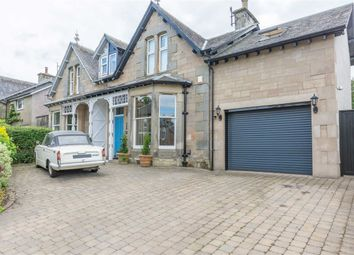 Thumbnail 6 bed semi-detached house for sale in Muirhall Terrace, Perth, Perthshire