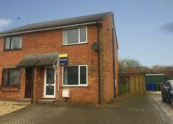 Thumbnail 2 bed semi-detached house for sale in Briar Close, Newport, Brough