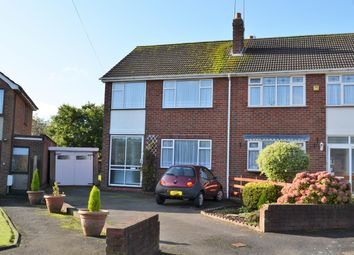 Thumbnail 3 bed semi-detached house for sale in Dickens Close, Lower Gornal