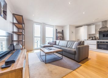 Thumbnail 2 bed flat to rent in Jubilee Court, 8 Wood Wharf, Greenwich, London, London