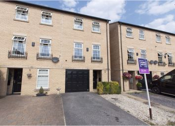 Thumbnail 4 bedroom town house for sale in Monument Drive, Barnsley