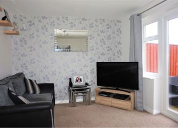 Thumbnail 2 bed terraced house for sale in Bloom Avenue, Wrexham