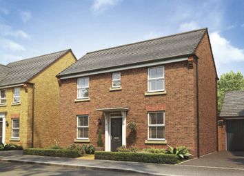 Thumbnail 3 bed detached house for sale in Stonnyland Drive, Lichfield