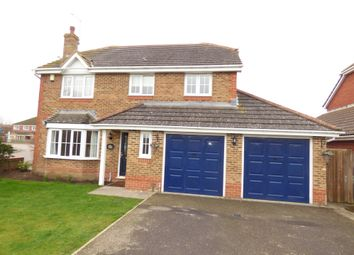 Thumbnail 4 bedroom detached house to rent in Foster Lane, Ashington, Pulborough